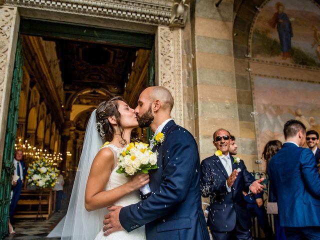 Il matrimonio di Cristian e Renata a Amalfi, Salerno 83