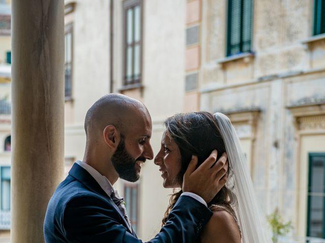 Il matrimonio di Cristian e Renata a Amalfi, Salerno 85