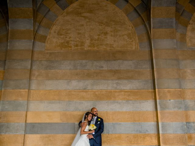 Il matrimonio di Cristian e Renata a Amalfi, Salerno 86
