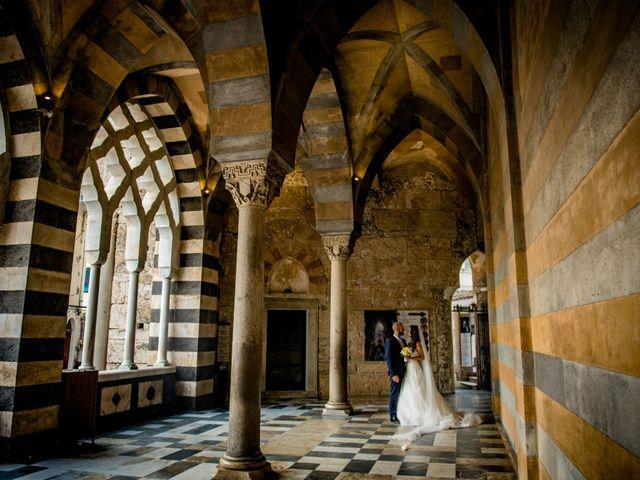 Il matrimonio di Cristian e Renata a Amalfi, Salerno 89
