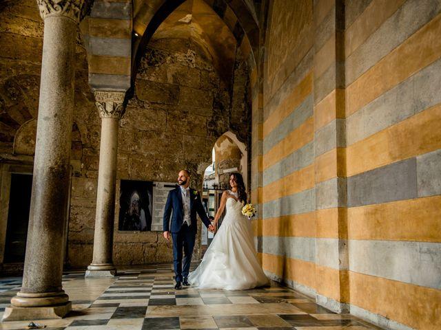 Il matrimonio di Cristian e Renata a Amalfi, Salerno 90
