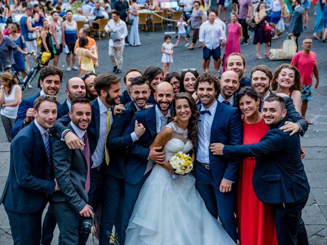 Il matrimonio di Cristian e Renata a Amalfi, Salerno 95