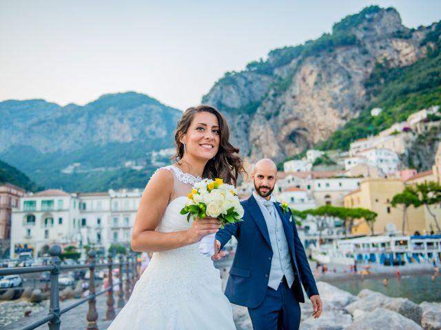 Il matrimonio di Cristian e Renata a Amalfi, Salerno 98
