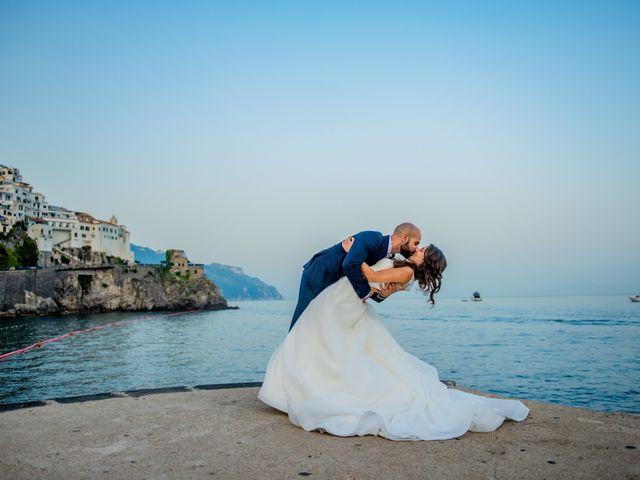 Il matrimonio di Cristian e Renata a Amalfi, Salerno 101