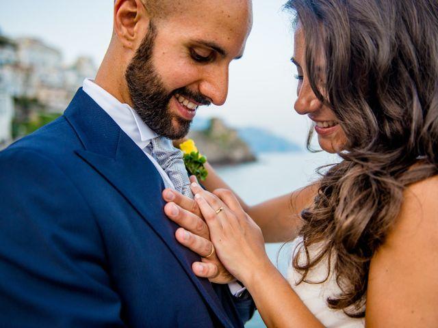 Il matrimonio di Cristian e Renata a Amalfi, Salerno 102