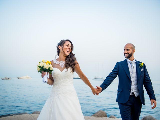 Il matrimonio di Cristian e Renata a Amalfi, Salerno 105