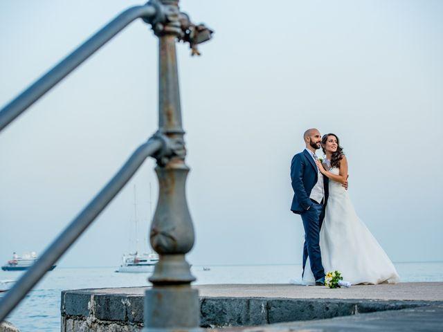 Il matrimonio di Cristian e Renata a Amalfi, Salerno 107