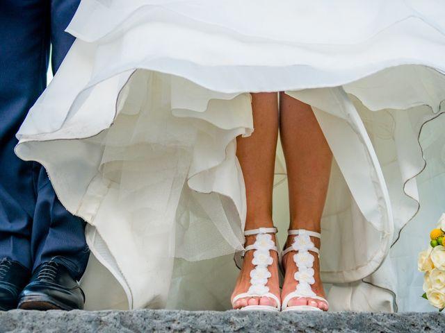 Il matrimonio di Cristian e Renata a Amalfi, Salerno 108