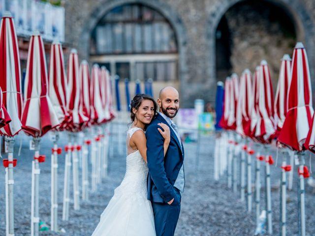 Il matrimonio di Cristian e Renata a Amalfi, Salerno 109