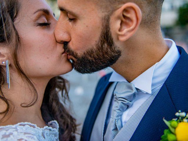 Il matrimonio di Cristian e Renata a Amalfi, Salerno 117