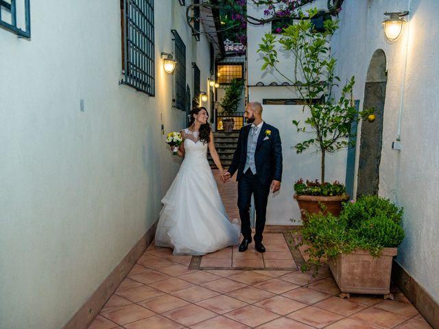 Il matrimonio di Cristian e Renata a Amalfi, Salerno 120