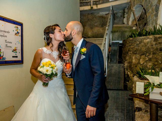 Il matrimonio di Cristian e Renata a Amalfi, Salerno 121