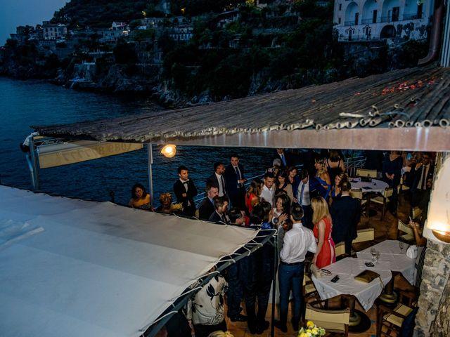 Il matrimonio di Cristian e Renata a Amalfi, Salerno 123
