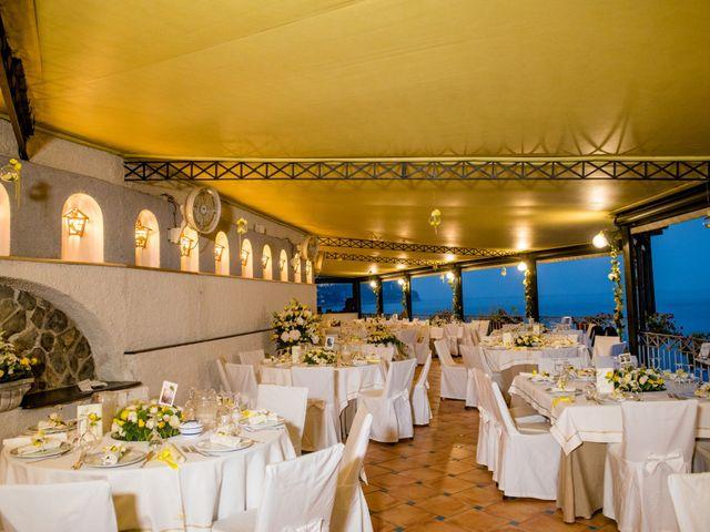Il matrimonio di Cristian e Renata a Amalfi, Salerno 124