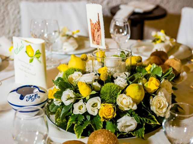 Il matrimonio di Cristian e Renata a Amalfi, Salerno 125