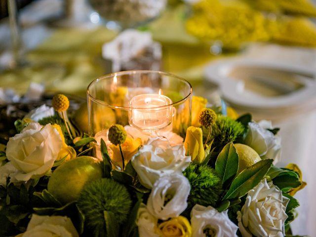 Il matrimonio di Cristian e Renata a Amalfi, Salerno 130