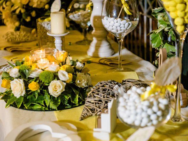 Il matrimonio di Cristian e Renata a Amalfi, Salerno 131