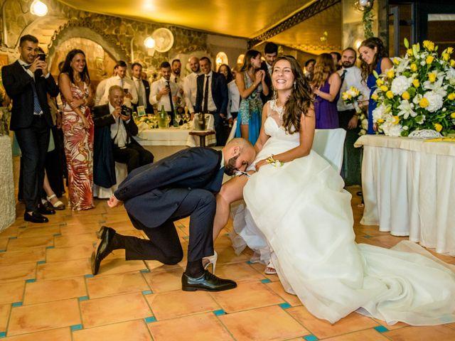 Il matrimonio di Cristian e Renata a Amalfi, Salerno 134