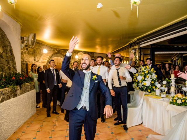 Il matrimonio di Cristian e Renata a Amalfi, Salerno 135