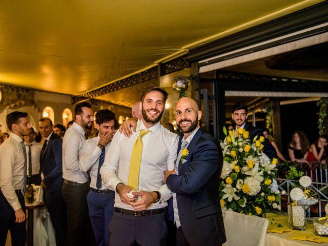 Il matrimonio di Cristian e Renata a Amalfi, Salerno 136