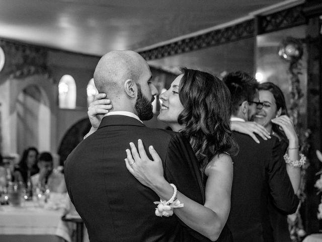 Il matrimonio di Cristian e Renata a Amalfi, Salerno 137