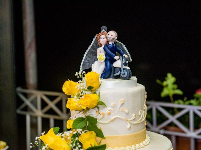 Il matrimonio di Cristian e Renata a Amalfi, Salerno 138
