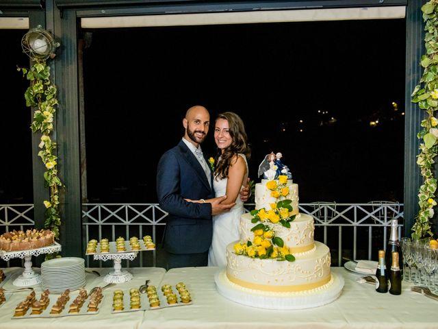 Il matrimonio di Cristian e Renata a Amalfi, Salerno 140