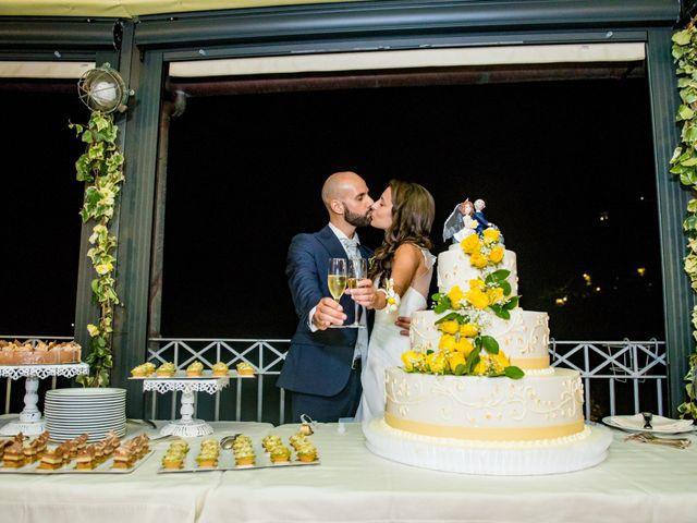 Il matrimonio di Cristian e Renata a Amalfi, Salerno 141