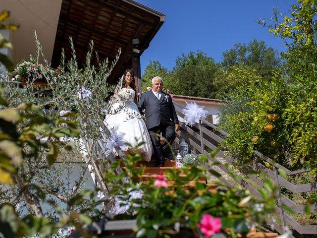 Il matrimonio di Luca e Cristina a Pontecorvo, Frosinone 21