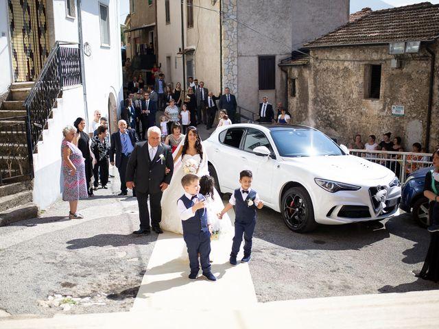 Il matrimonio di Luca e Cristina a Pontecorvo, Frosinone 27