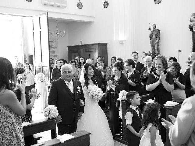 Il matrimonio di Luca e Cristina a Pontecorvo, Frosinone 28
