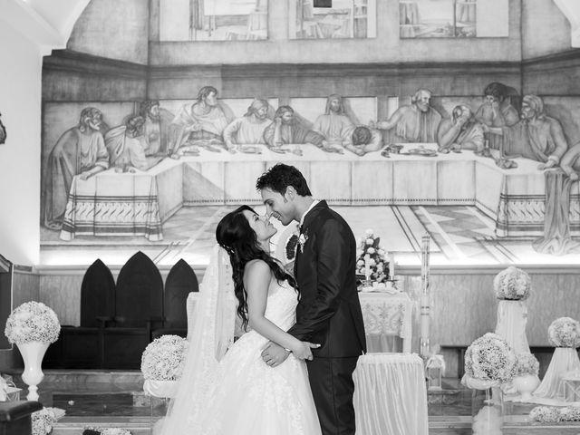 Il matrimonio di Luca e Cristina a Pontecorvo, Frosinone 31
