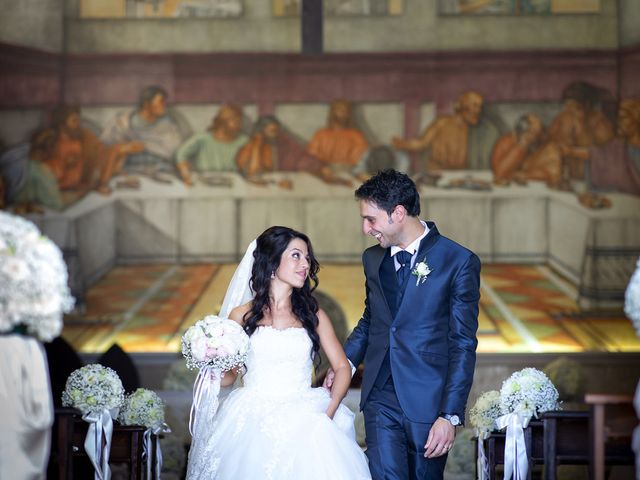 Il matrimonio di Luca e Cristina a Pontecorvo, Frosinone 32