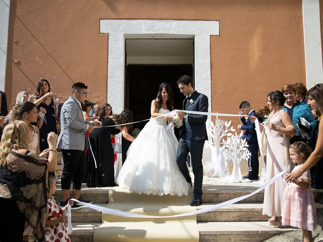 Il matrimonio di Luca e Cristina a Pontecorvo, Frosinone 34