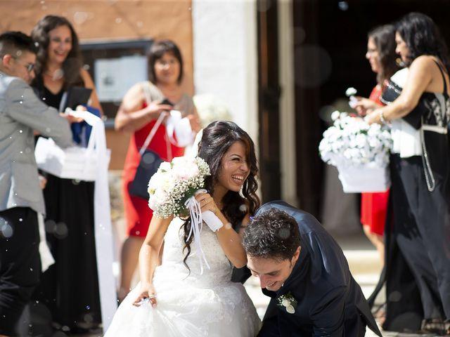 Il matrimonio di Luca e Cristina a Pontecorvo, Frosinone 35