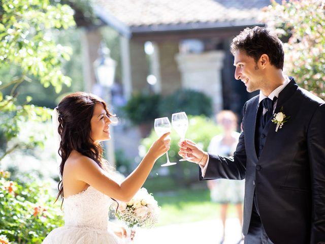 Il matrimonio di Luca e Cristina a Pontecorvo, Frosinone 36