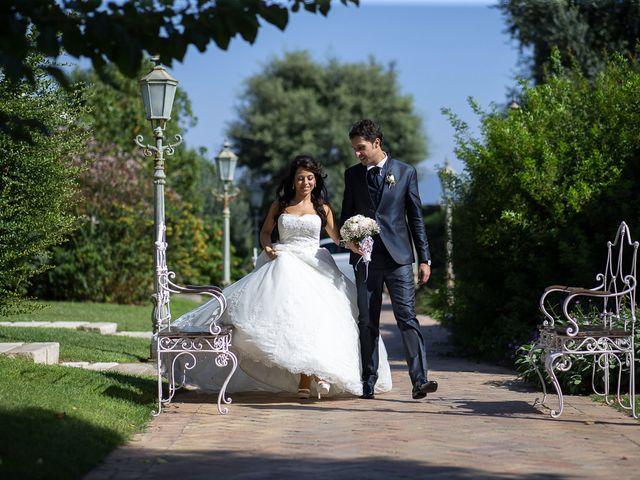 Il matrimonio di Luca e Cristina a Pontecorvo, Frosinone 37