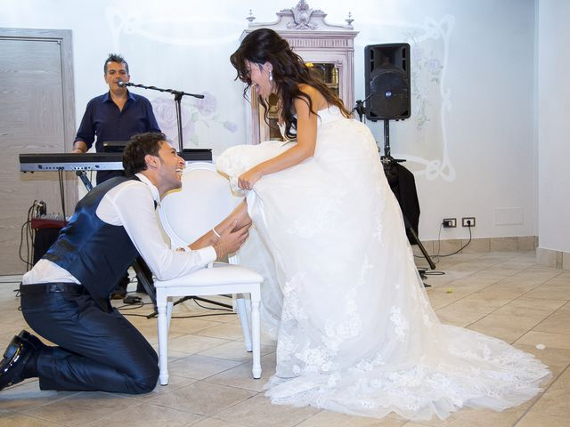 Il matrimonio di Luca e Cristina a Pontecorvo, Frosinone 56