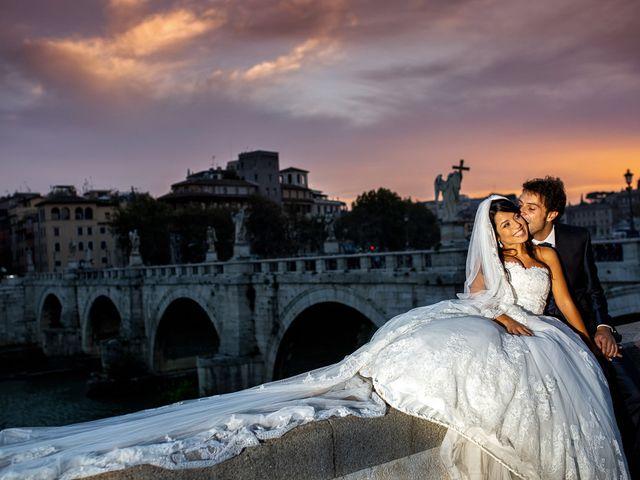 Il matrimonio di Luca e Cristina a Pontecorvo, Frosinone 71