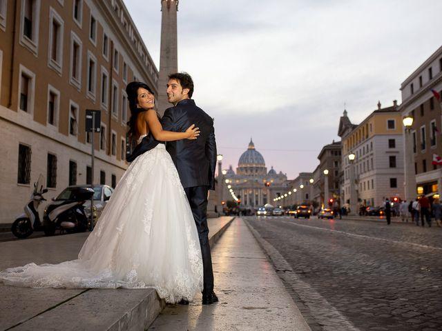 Il matrimonio di Luca e Cristina a Pontecorvo, Frosinone 76