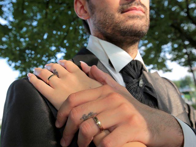Il matrimonio di Lorenzo e Pamela a Osio Sotto, Bergamo 29