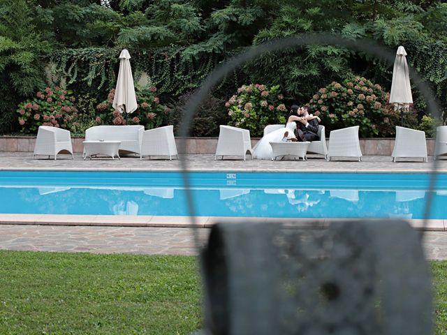 Il matrimonio di Lorenzo e Pamela a Osio Sotto, Bergamo 37
