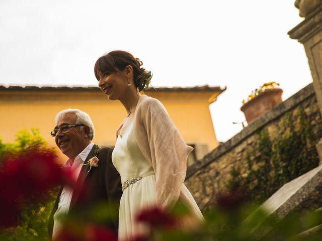 Il matrimonio di Bengiamin e Raquel a Colle di Val d'Elsa, Siena 12