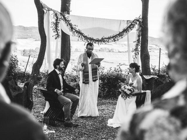 Il matrimonio di Bengiamin e Raquel a Colle di Val d'Elsa, Siena 18