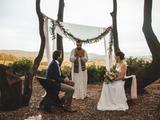 Il matrimonio di Bengiamin e Raquel a Colle di Val d'Elsa, Siena 19
