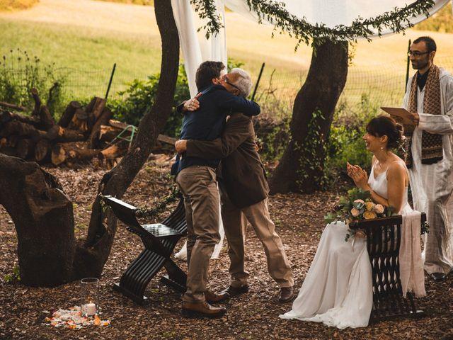 Il matrimonio di Bengiamin e Raquel a Colle di Val d'Elsa, Siena 20