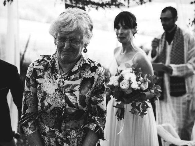 Il matrimonio di Bengiamin e Raquel a Colle di Val d'Elsa, Siena 21