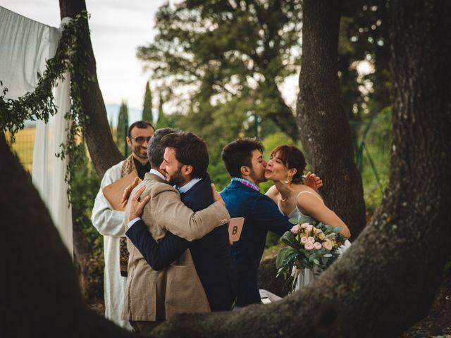 Il matrimonio di Bengiamin e Raquel a Colle di Val d'Elsa, Siena 22