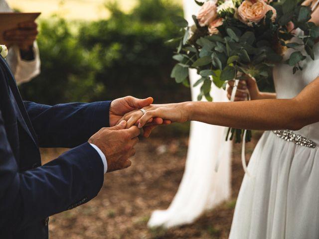 Il matrimonio di Bengiamin e Raquel a Colle di Val d'Elsa, Siena 23