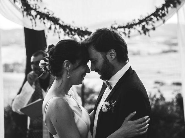 Il matrimonio di Bengiamin e Raquel a Colle di Val d'Elsa, Siena 25